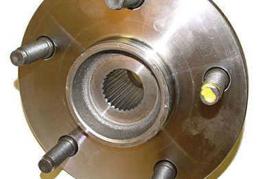 Front Hub & Bearing Assy, WJ (16705.09 / JM-02460 / Omix-ADA)