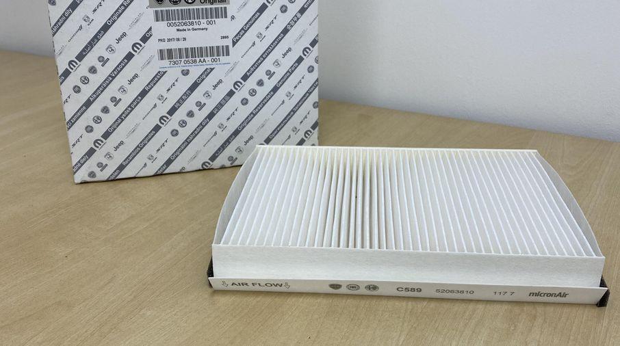 Cabin Filter (POLYPHENOL) (52063810 / JM-05828 / Mopar)