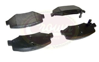 Brake Pad Set (Rear) JK, KK (68003776AA / JM-00378 / Crown Automotive)