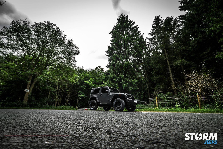 Storm 12 2014 Jeep Wrangler Overland 2 Door 2 8 Crd