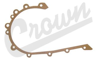 Timing Cover Gasket (J3225187 / JM-03818 / Crown Automotive)