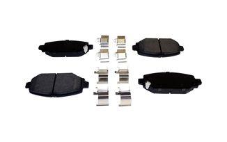 Brake Pad Set, JL (Rear) (68385238AA / JM-05046 / Crown Automotive)