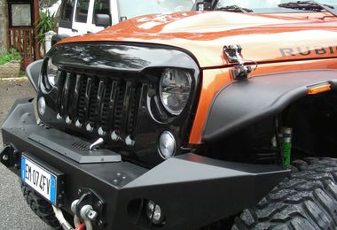 Monster Grille (JP033 / JM-02799 / Rock's 4x4)