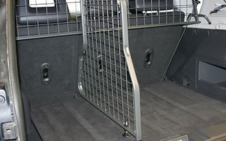 Cargo Divider - Compass MK 07-16 (TDG1416D / JM-00802 / Travall)