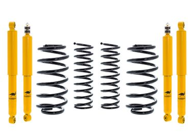 "2"" Suspension Lift, Jimny, Petrol with Winch Bumper (98-18) (EK2607B1 / SC-00209 / Old Man Emu)"