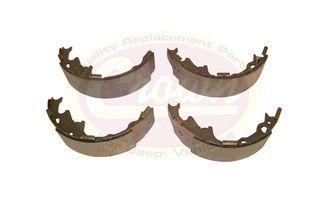 Rear Brake Shoe & Lining Set (4423606 / JM-00009 / Crown Automotive)