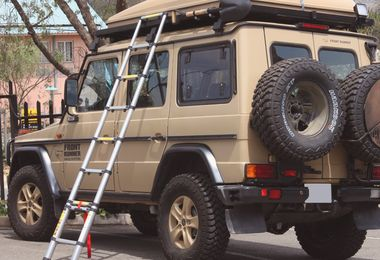 Telescopic Ladder 2.6m for Roof Rack (LADD008 / JM-03980 / Front Runner)