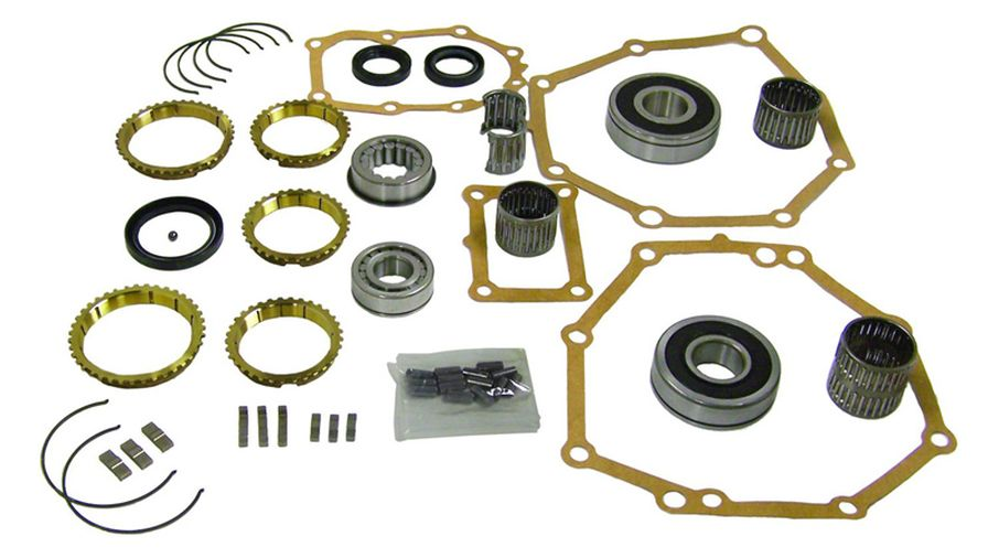 Transmission Master Overhaul Kit (AX5)