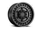 Armory, GunBlack, 17x9.5 (ET-18) (1795ARY-85127G71 / JM-04495 / Black Rhino Hard Alloys)