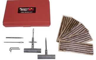 Tire Plug Repair Kit for Off-road (15104.51 / JM-02424 / Rugged Ridge)