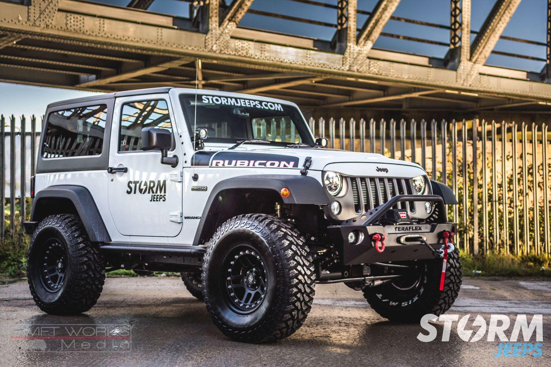 Storm 19 2017 Jeep Wrangler Rubicon Recon 2 Door 3 6l V6