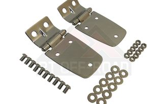 Hood Hinges (Stainless) (RT34057 / JM-02925 / RT Off-Road)