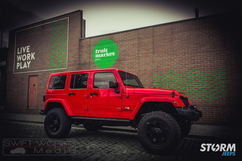 Storm 1 2016 Jeep Wrangler Overland 4 Door 3 6 V6