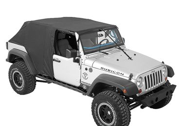 Emergency Top, JK Wrangler 2 Door (56814-01 / JM-04423 / Bestop)