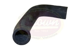 Radiator Hose Upper, 4.0L YJ (52005794 / JM-00496 / Crown Automotive)