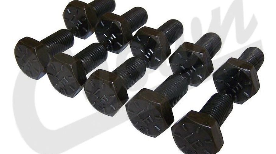 Ring Gear Bolt Kit (5012810AC / JM-01230 / Crown Automotive)