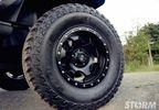 RG1 XD131, Black, 17x9 (ET-12) (XD13179050712N / JM-04492 / XD Series)