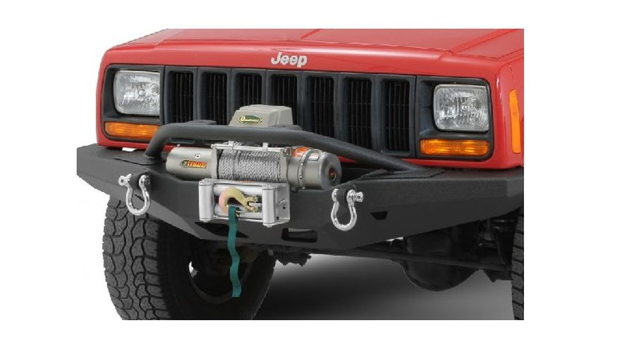 XRC Front Bull Bar - JEEP CHEROKEE XJ (76811 / JM-03511 / Smittybilt)