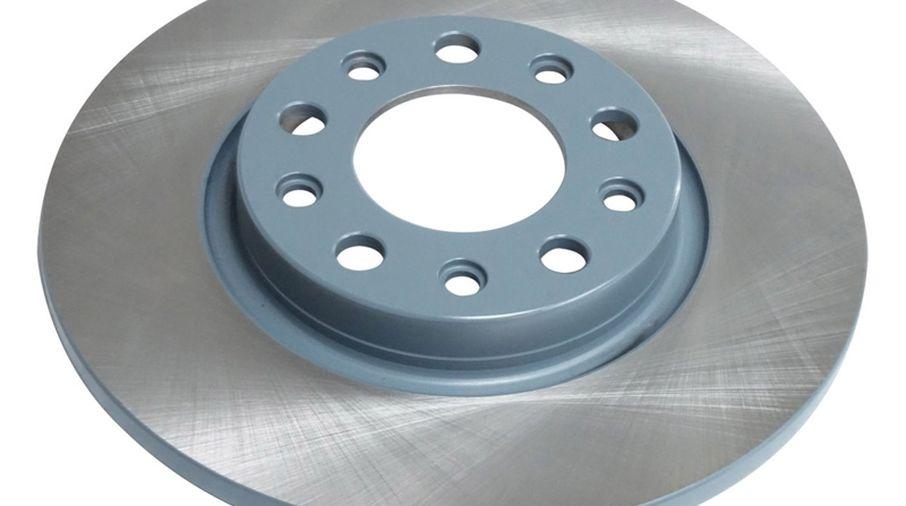Brake Rotor (Rear) (4779886AC / JM-04599 / Crown Automotive)
