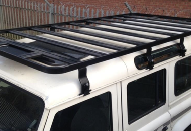Roof Rack, Full Length, Defender 110 (TF975 / SC-00237 / Terrafirma)