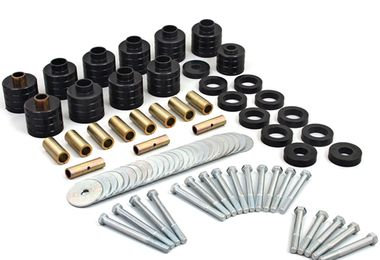 "1"" Body Lift Set, CJ 80-86 (ASP04502BK / JM-05177 / DuraTrail)"