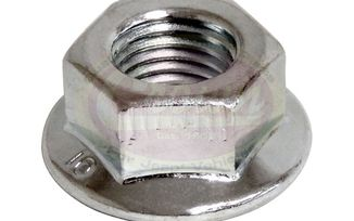 Flanged Lock Nut (6104718AA / JM-01796 / Crown Automotive)