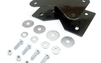 3rd Brake Light Extension Bracket Kit, TJ (1902000 / JM-04659 / TeraFlex)