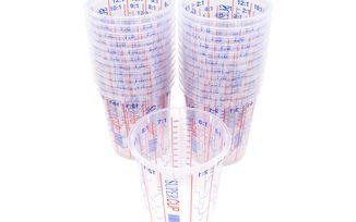 Raptor Mixing Cups (DA6397 / JM-03036 / U-POL)
