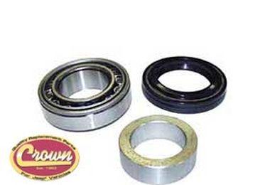 Rear Axle Shaft Bearing Kit (WJ) (D35WJ-BK / JM-00444 / Crown Automotive)