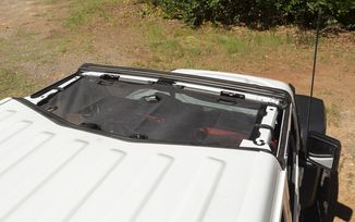 Eclipse Sun Shade, Hard Top, JL 4 Door (13579.73 / JM-04482 / Rugged Ridge)