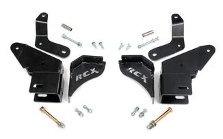 Control Arm Drop Kit, XJ (1627 / JM-02804 / Rough Country)