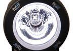 "3.7"" Optimus Round Halo LED Driving Lights x 2 Kit (XIL-OPRH115KIT / JM-02557 / Vision X lighting)"