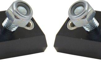 XPR Light Bar End Cap Mounts (XPR-EM / JM-05904 / Vision X lighting)
