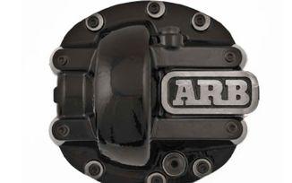 Dana 30 Diff Guard Cover, Black (750002B / JM-02139 / ARB)