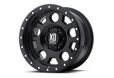 Enduro Pro XD126 , 15x8 Black (XD12658012719N / JM-03163 / XD Series)