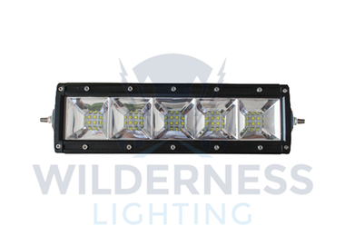 "Duplex 5, 10"" Scene LED Light Bar (WDD0066 / JM-05341 / Wilderness Lighting)"