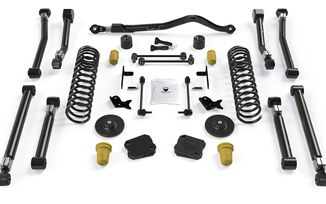 "JT: 2.5"" Alpine CT2 Suspension System (2022000 / JM-05598 / TeraFlex)"