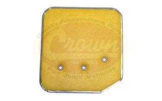 Transmission Filter (J8123042 / JM-01449 / Crown Automotive)