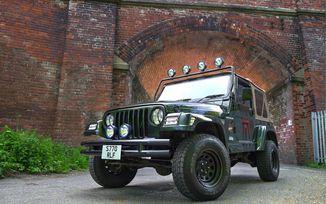 SOLD - Jeep Wranger 4.0L Sahara 1998 (S770 RLF)