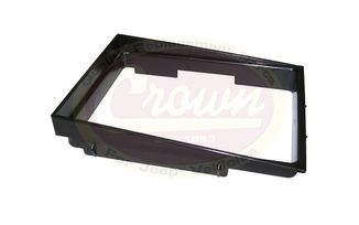 Gearshift Lever Boot Bezel (53000056AB / JM-02249 / Crown Automotive)