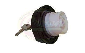 Locking Fuel Cap (Vented) APN 5015636AA (5016763AC/5015636AA / JM-00707 / Crown Automotive)