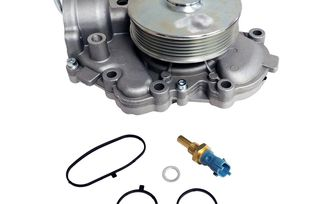 Water Pump (68211202AB / JM-04585 / Crown Automotive)