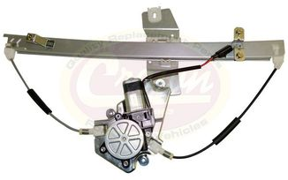 Window Regulator Assembly (Front Right), KJ (68059644AA / JM-01752 / Crown Automotive)