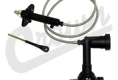 Clutch Hydraulic Assembly, LHD (52107654AB / JM-04985 / Crown Automotive)