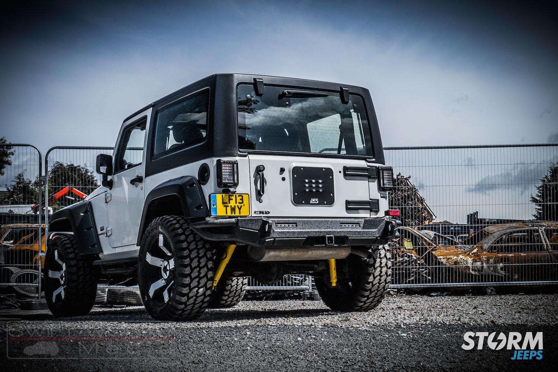 Storm 8 2013 Jeep Wrangler 2 Door 2 8 Crd Showcase