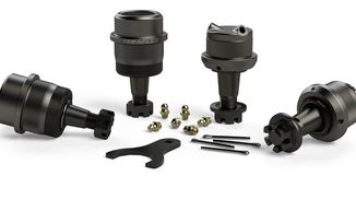 HD Ball Joints with Knurl, JK (3442022 / JM-04934 / TeraFlex)