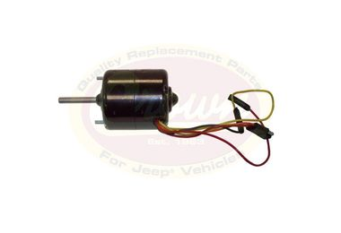 Blower Motor (CJ & Wrangler YJ) (J8126691 / JM-00402 / Crown Automotive)