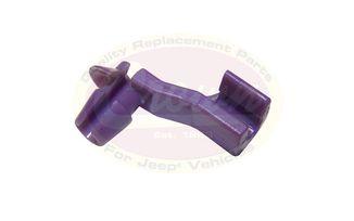 Door Lock Rod Clip (4658444 / JM-00810 / Crown Automotive)