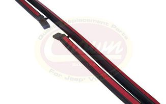 Tailgate Weatherstrip (55175043AH / JM-01994 / Crown Automotive)