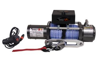 Rugged Ridge 10,500 lbs Performance Winch (15100.11 / JM-02216 / Rugged Ridge)